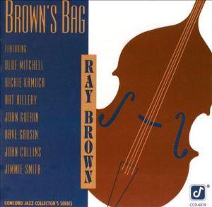 ray brown brown's bag